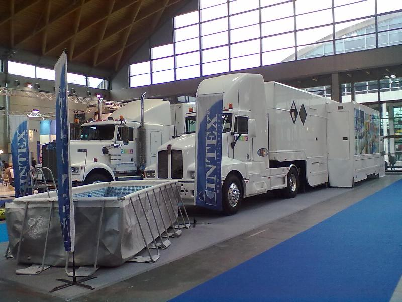Truck Intex